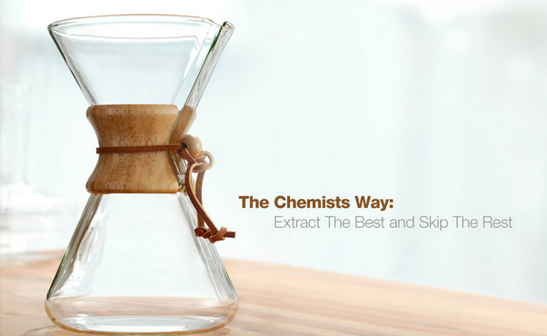 Chemex pour over coffee maker review
