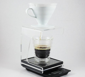 Hario pour over coffee stand