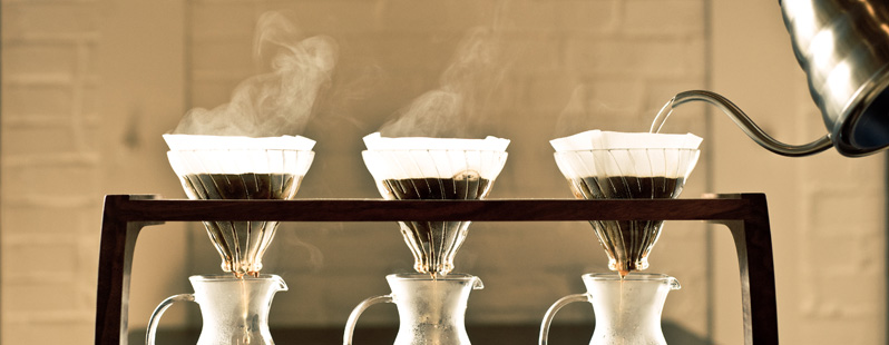 Top 5 commercial pour over coffee stands