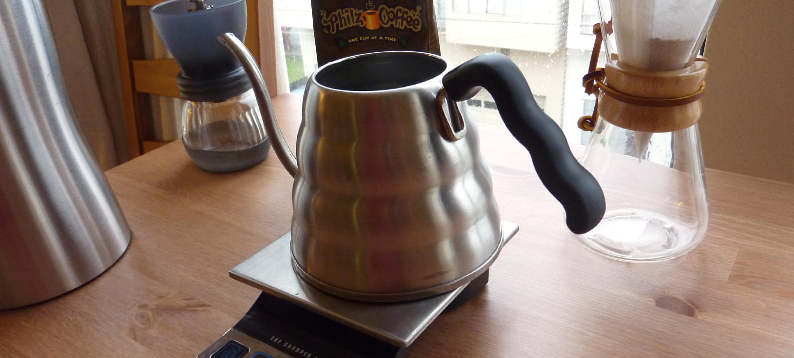 Hario pour over coffee kettle reviews