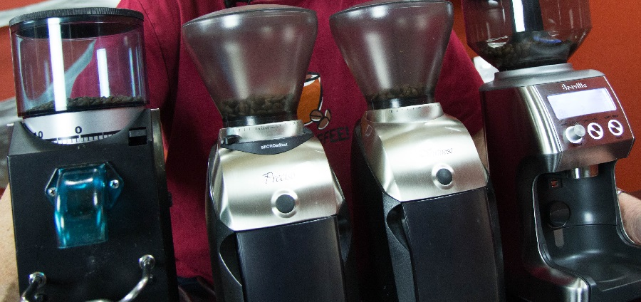 Best electric coffee grinder for pour over coffee