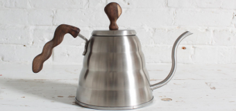 What is the best pour over kettle with wood handle