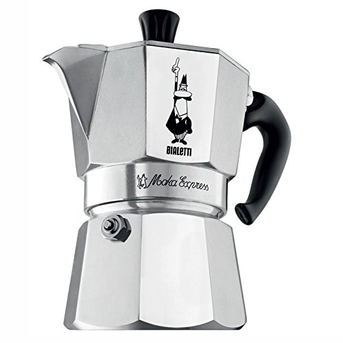 bialetti moka express espresso maker 6 cup review