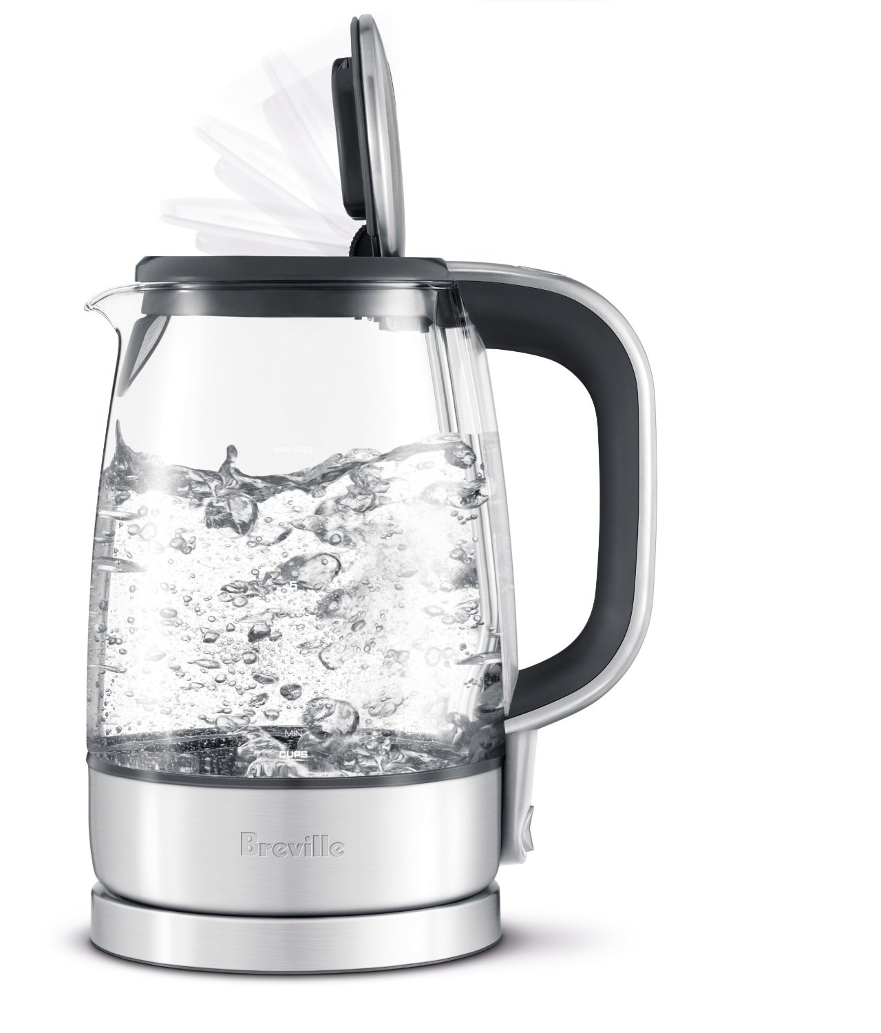 Breville glass kettle review