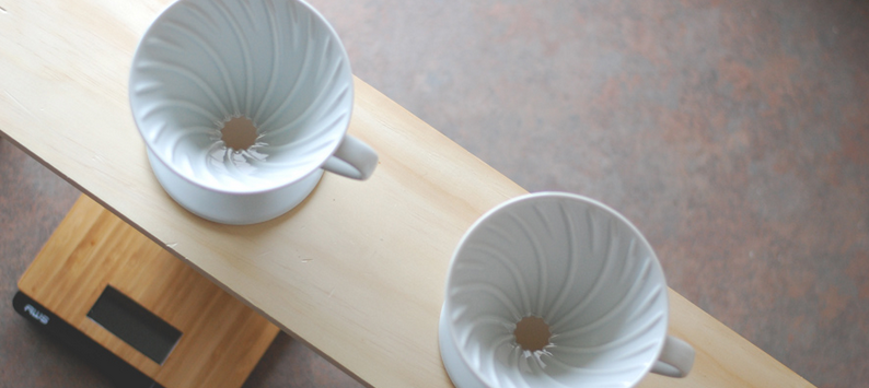 Hario pour over coffee stand review