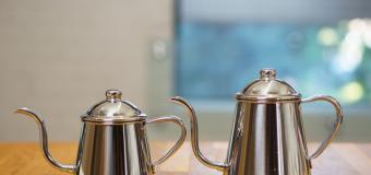 Pour over kettle alternatives